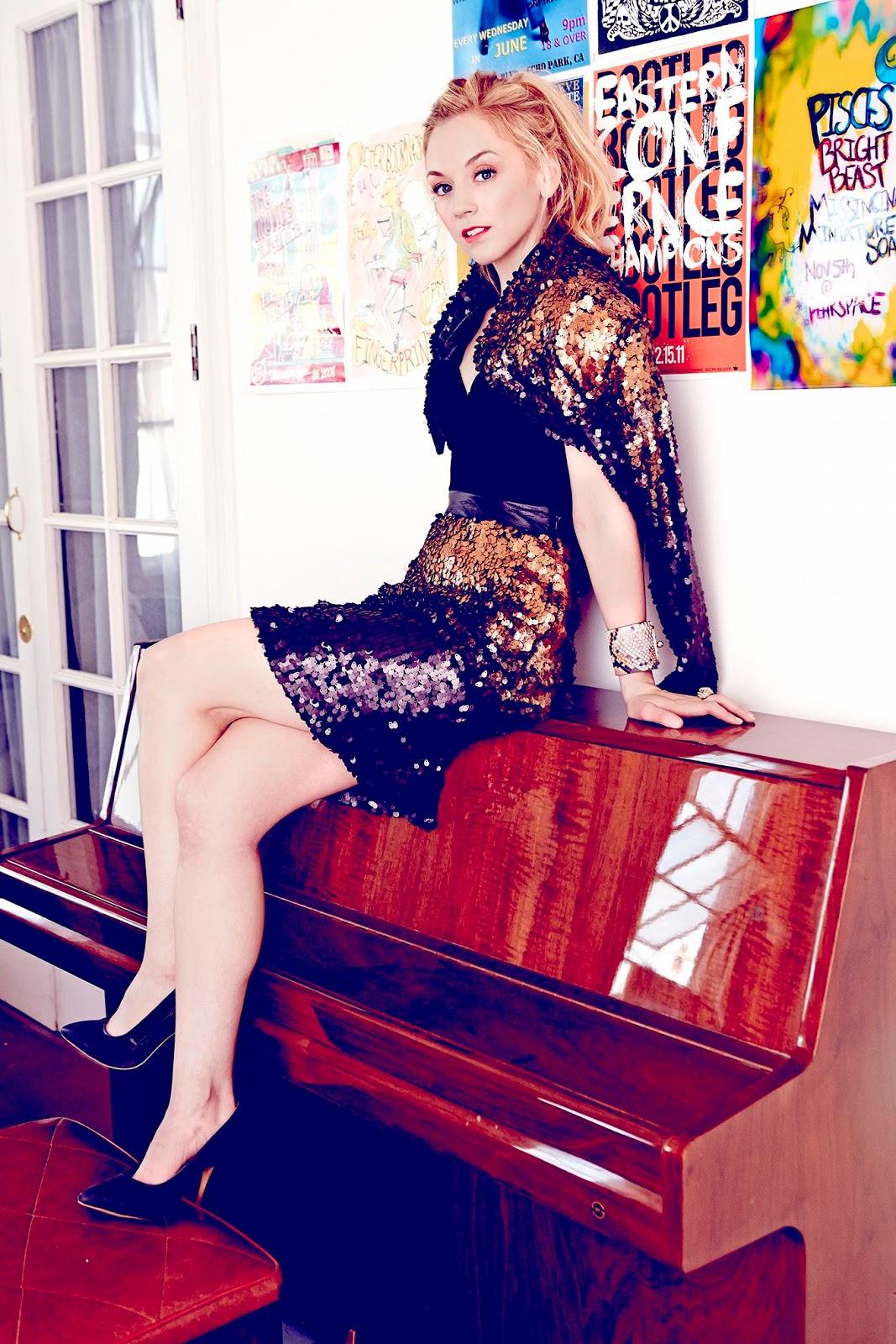 Emily Kinney Legs - 2019 year