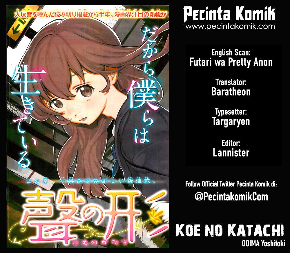 Koe no Katachi Chapter 02-1