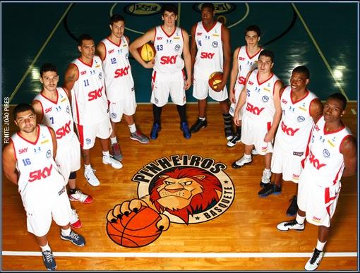 Pinheiros basquete