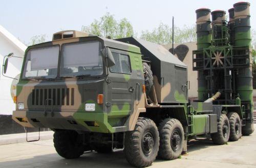 Sistem pertahanan udara HQ-9