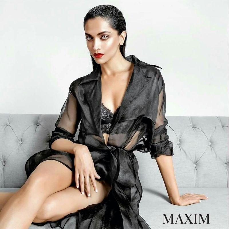 Deepika Padukone Hottest Maxim Magazine Photoshots 2017 ...