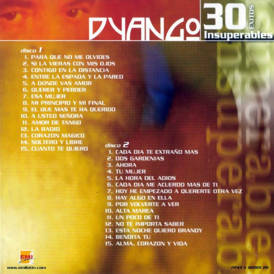 gratis 30 exitos insuperables de dyango