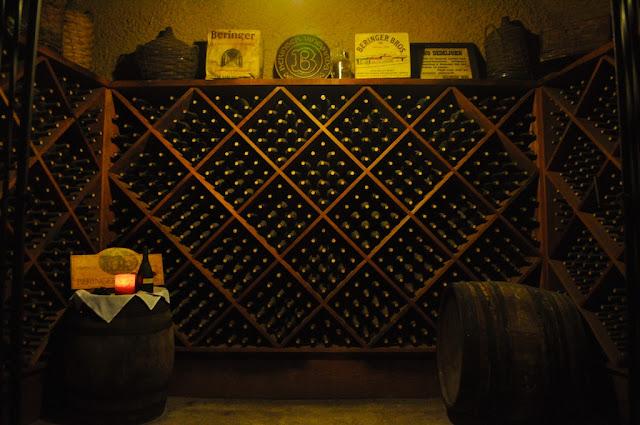 bringer wine tasting experience napa valley celler