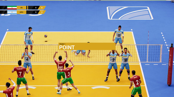 Spike Volleyball Pc Game 2019 Free Download Kimo Games
