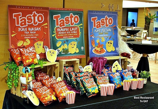 TASTO AND DOZO Snack Food Official Launch