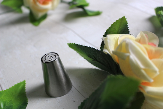 Rose Shaped Piping Nozzle Review