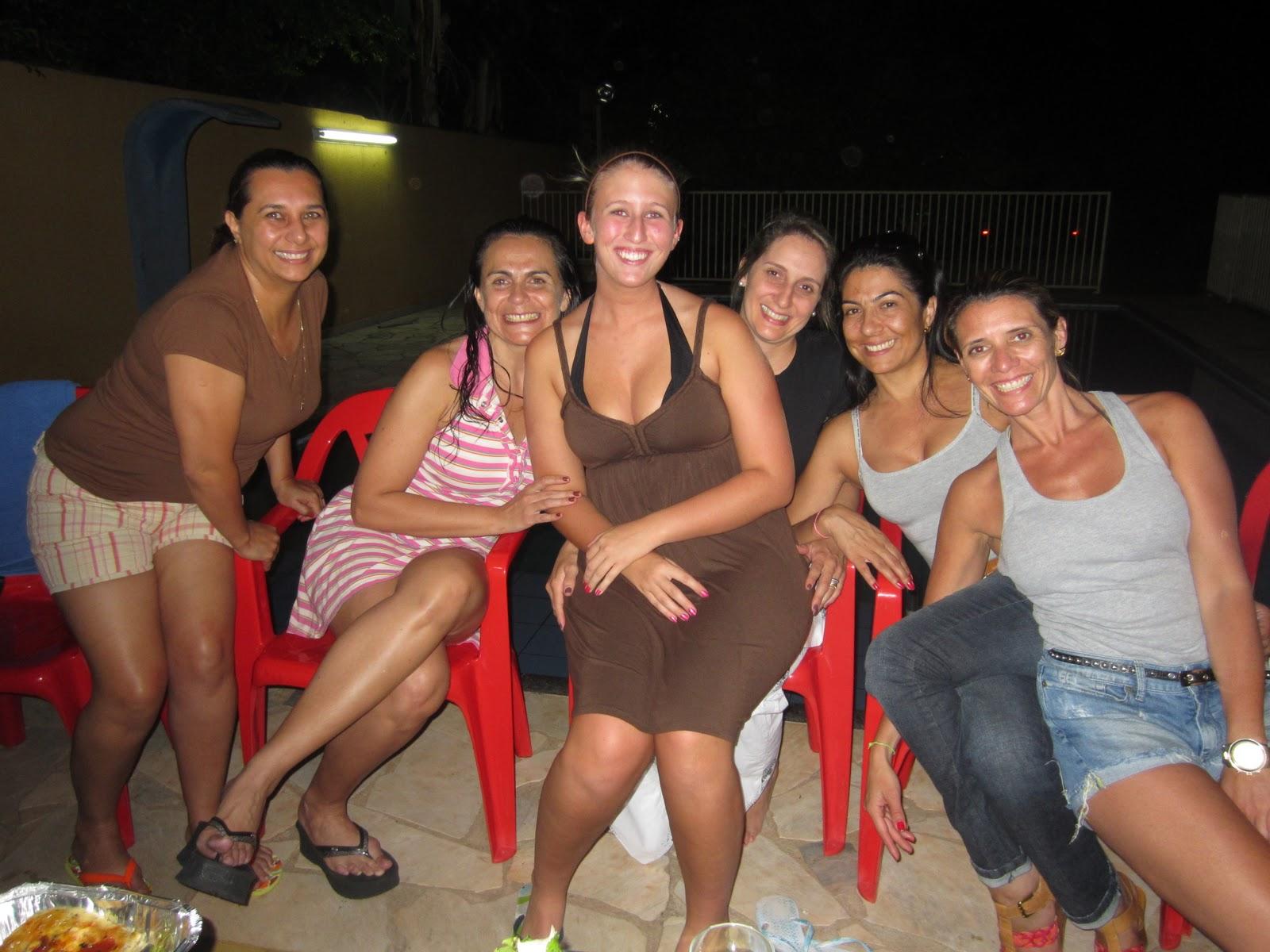 Brazilian sauna fun
