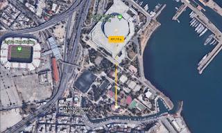 ΣΕΦ – Δελφινάριο, 400 μέτρα ή μια… πανικόβλητη διοίκηση απόσταση!