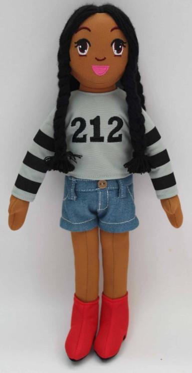 azealia banks lancia la sua bambola a tiratura limitata
