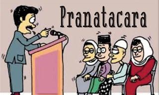 Teks Pranatacara