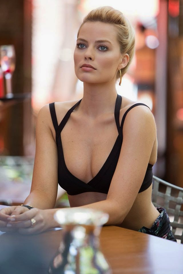 focus margot robbie
