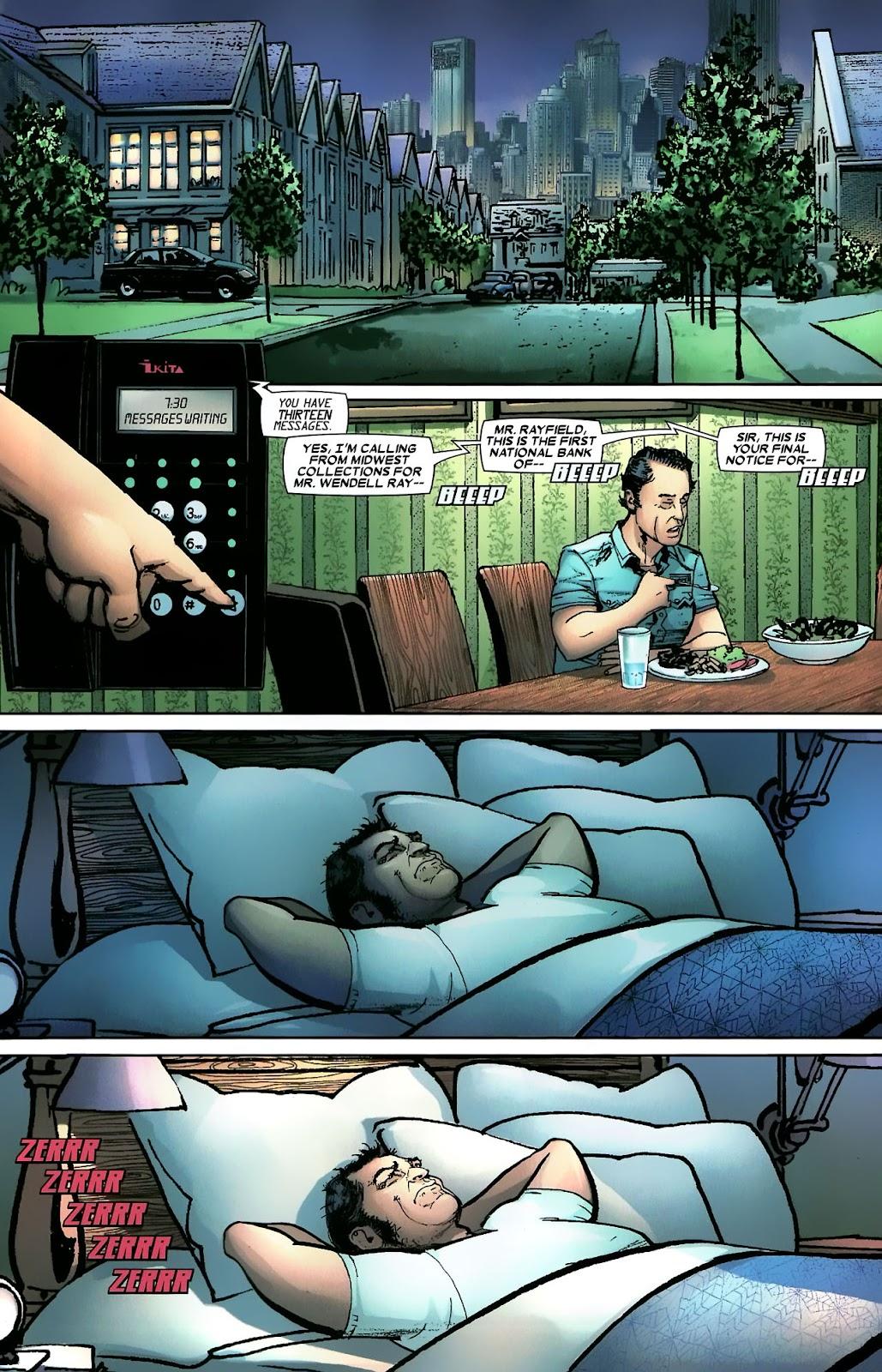 Read online Wolverine (2003) comic -  Issue #56 - 14