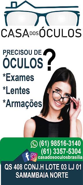 CASA DOS ÓCULOS