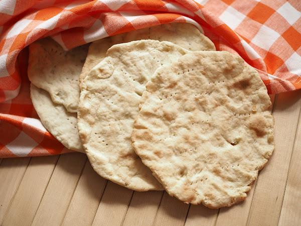 Helpot vegaaniset ja gluteenittomat rieskat