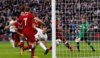 Tottenham Hotspur Gasak Liverpool 4-1 #EPL #TOTLIV