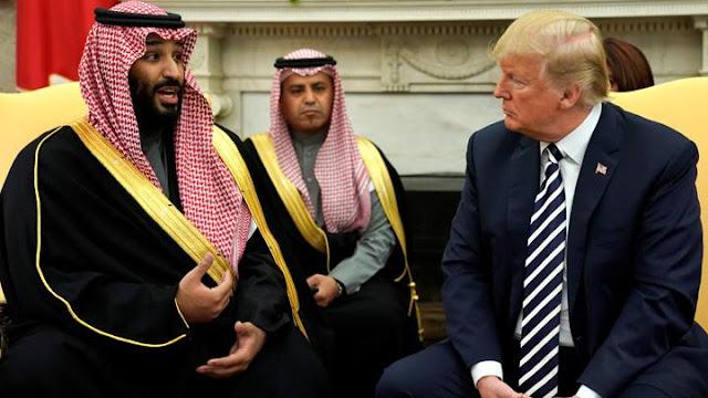 Wahabisme, Cara Barat Hadapi Perang Dingin Melalui Arab Saudi