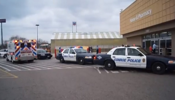 Walmart Shootings: Man with marital problems shoots himself