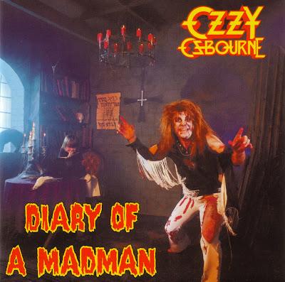 Ozzy Osbourne Diary of a Madman 1981