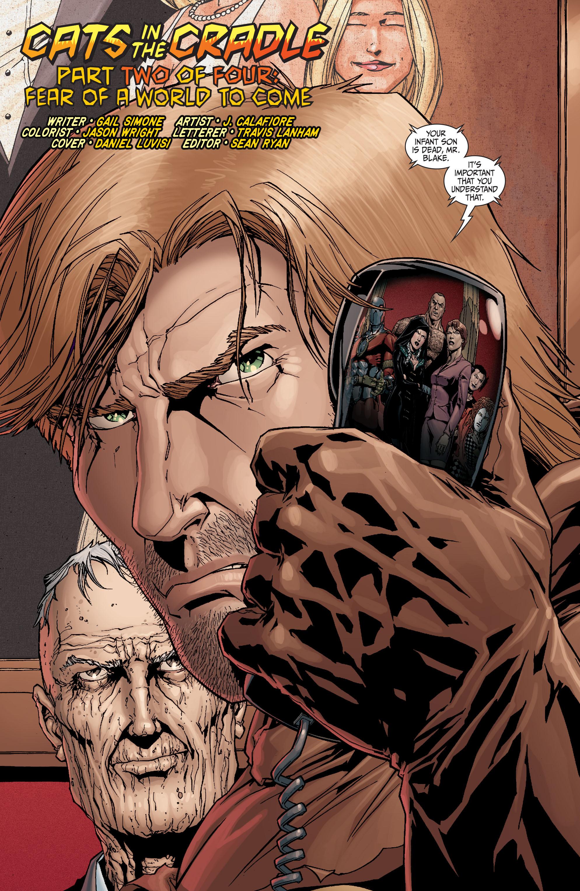 Read online Secret Six (2008) comic -  Issue #20 - 2