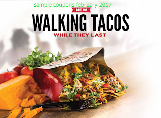 Taco Johns coupons february 2017