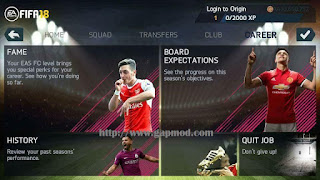 Download FIFA 14 Mod FIFA 18 by Zawkhet