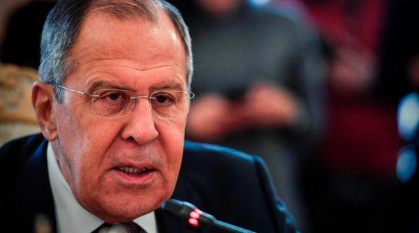 Lavrov: Occidente ha interferido en las elecciones en Venezuela