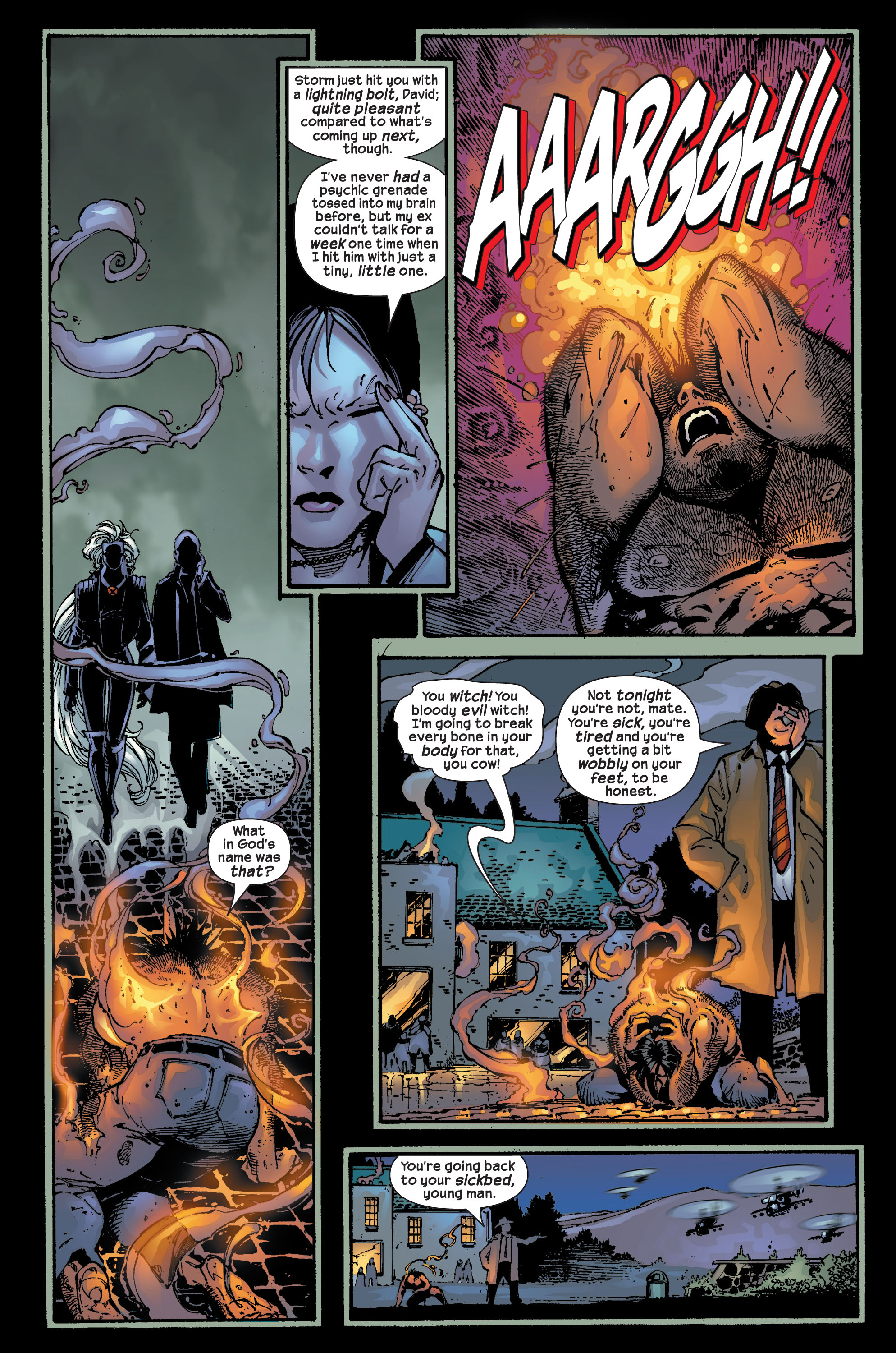 Read online Ultimate X-Men comic -  Issue #17 - 16