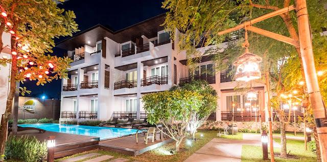 Le Patta Hotel in Chiang Rai, Thailand