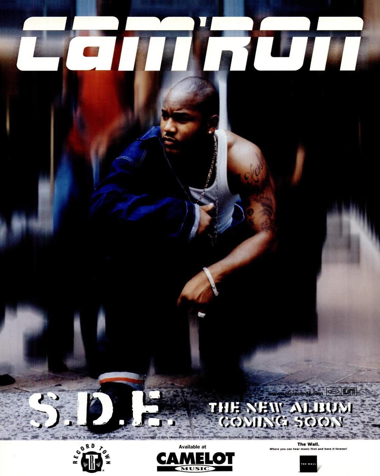 Hip-Hop Nostalgia: Cam'ron