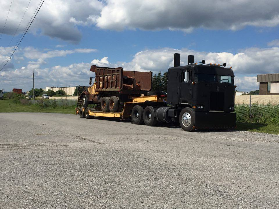 1965 DartDetroit Diesel Kenworth Rat Rod Hot Cool Trucks