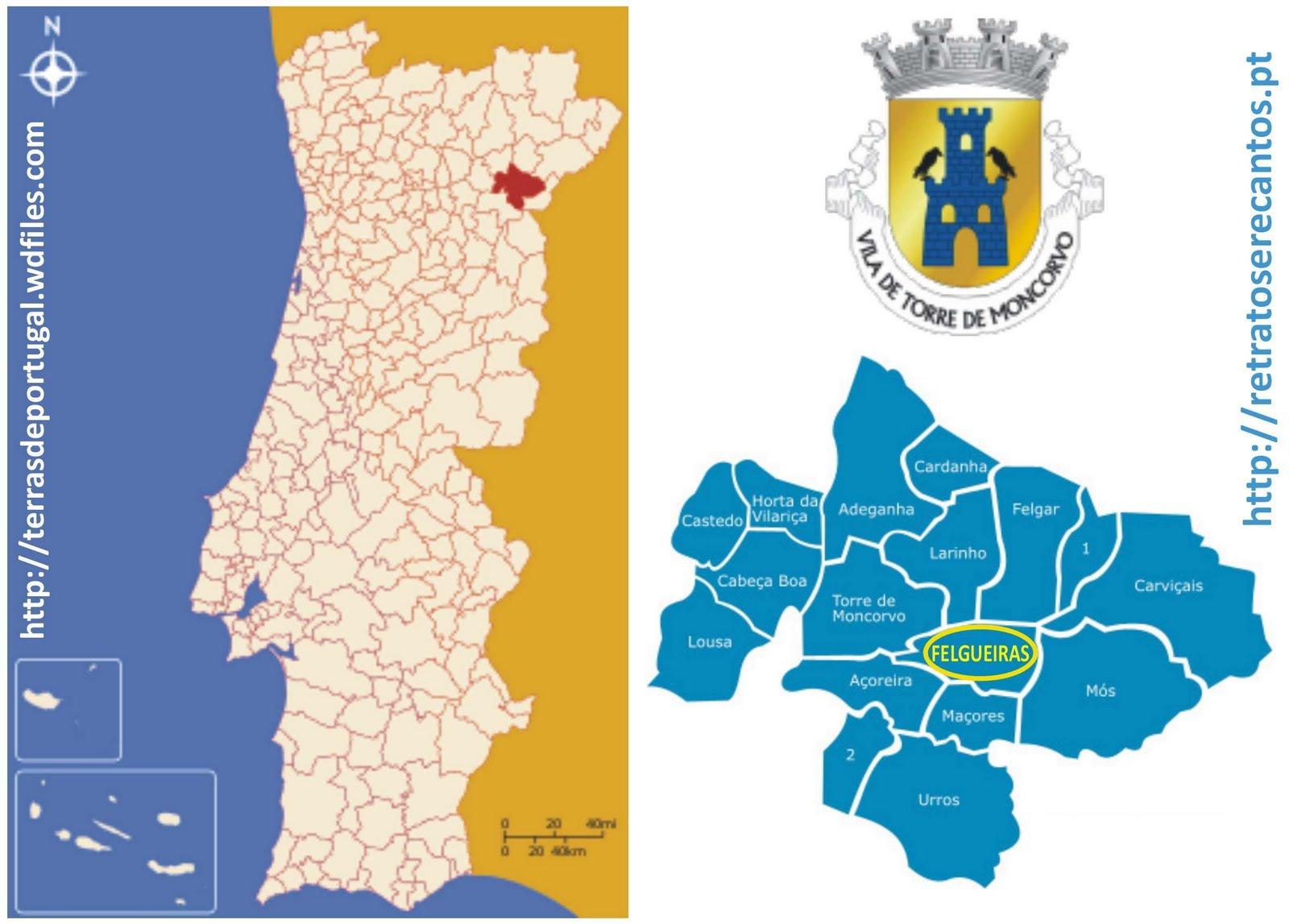 """mapa de torre de moncorvo Monte do Mel: O """"Último Cerieiro"""" de Felgueiras – Torre de Moncorvo mapa de torre de moncorvo"""