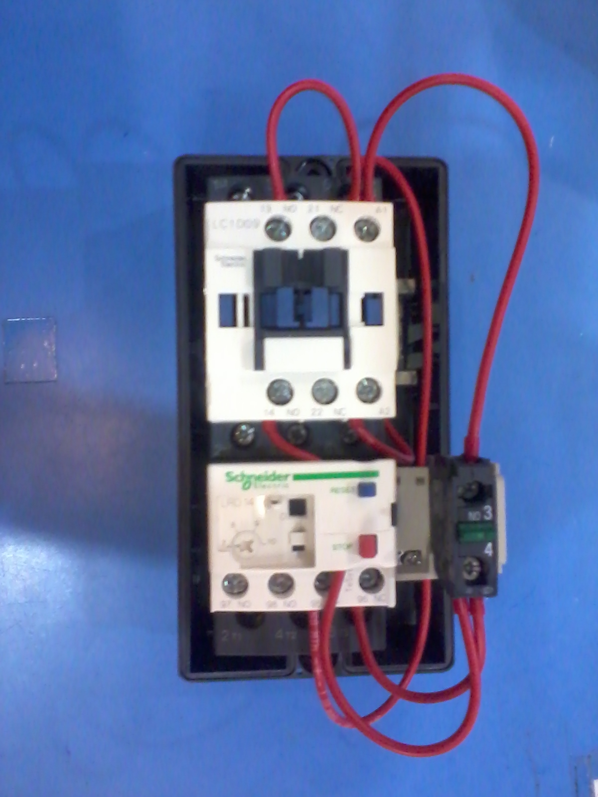 Dol Control Wiring Diagram