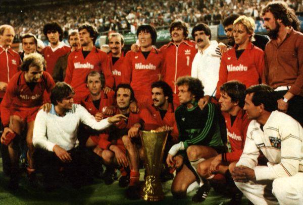 Copa da UEFA 1979–1980: Eintracht Frankfurt