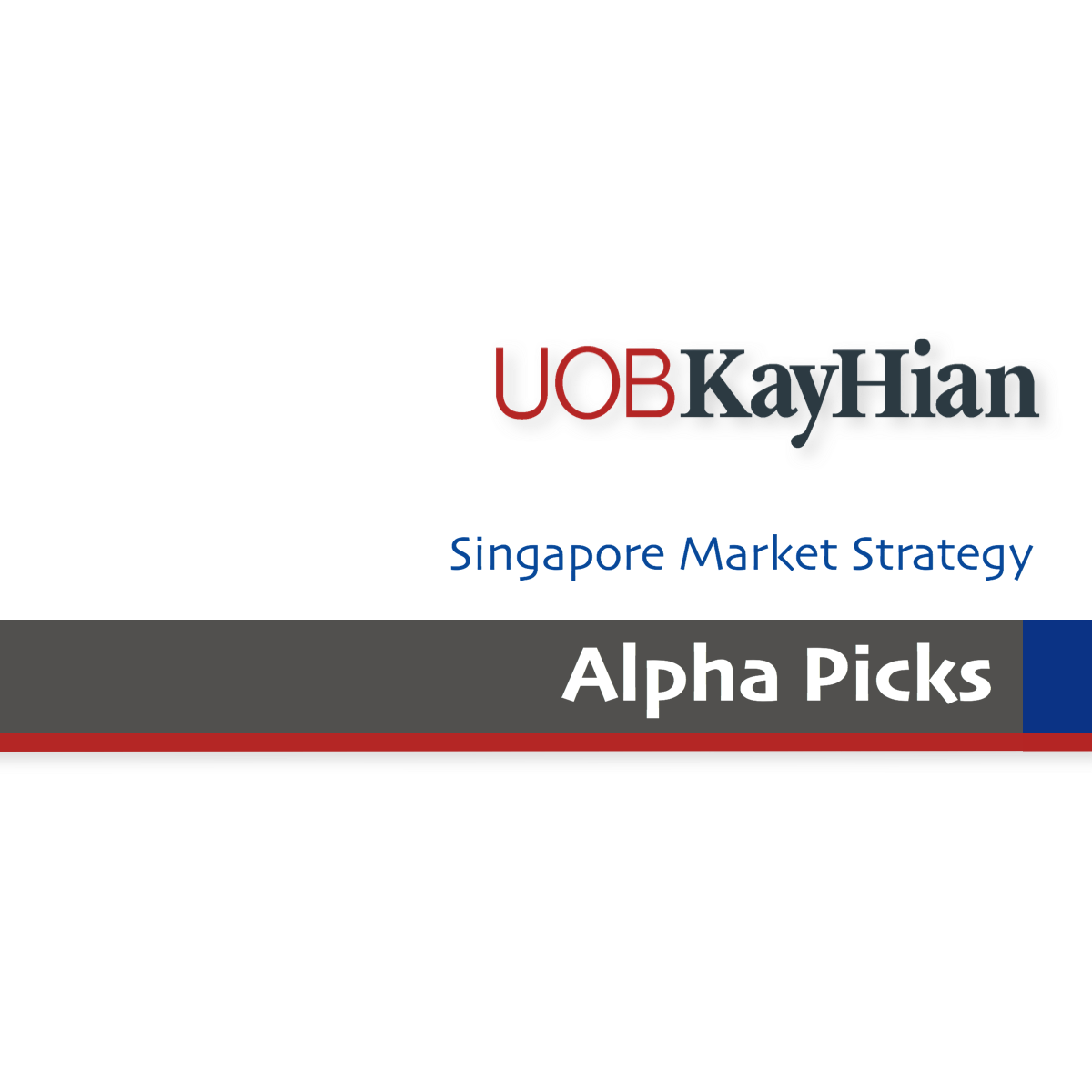 Singapore Stock Alpha Picks - UOB Kay Hian | SGinvestors.io