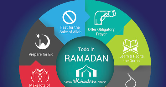 "Todo List in Ramadan to Make ""Strong"" Fasting"