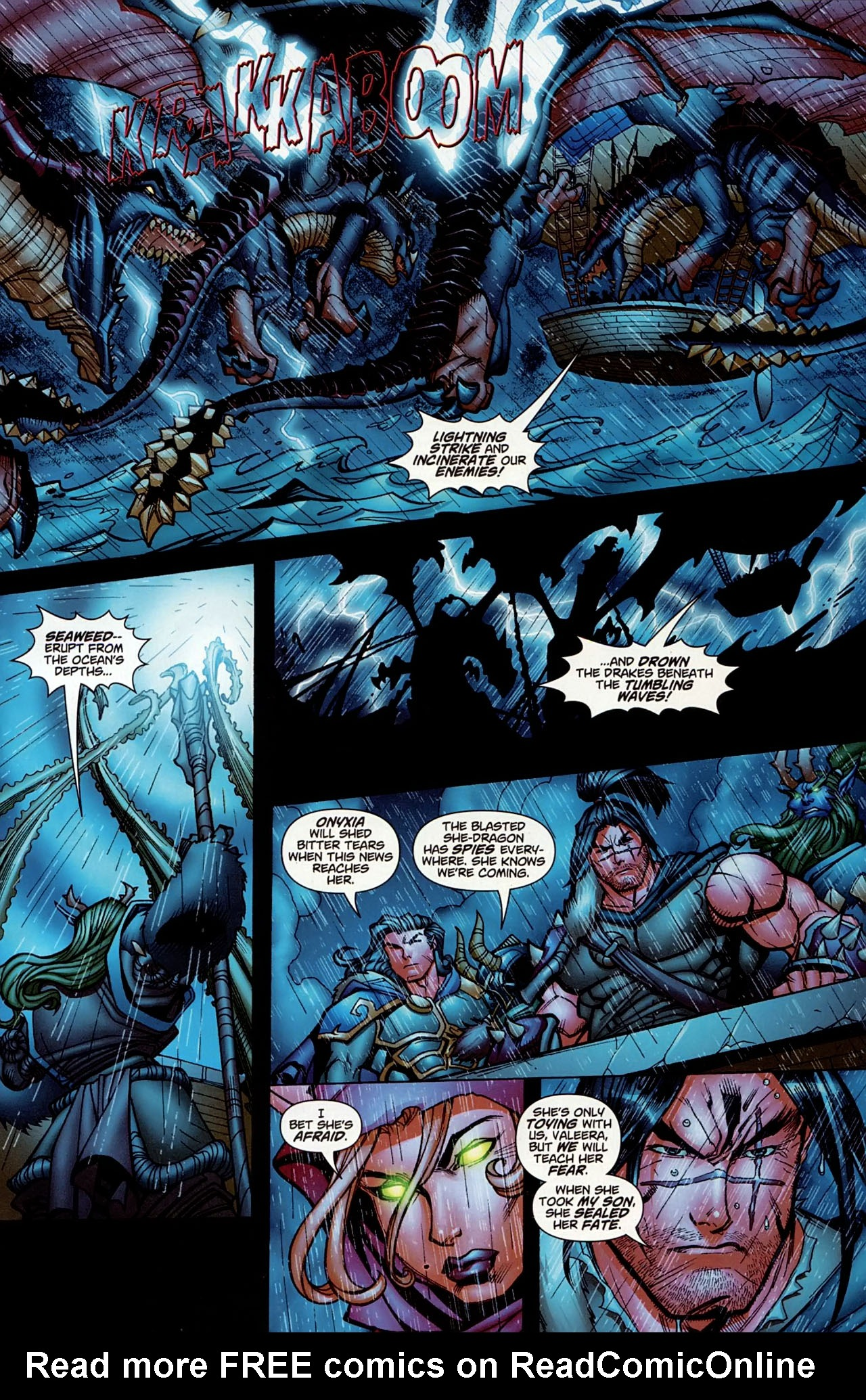 Read online World of Warcraft comic -  Issue #13 - 12