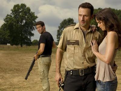 Fotos do Elenco de The Walking Dead :: 2a. Temporada 9