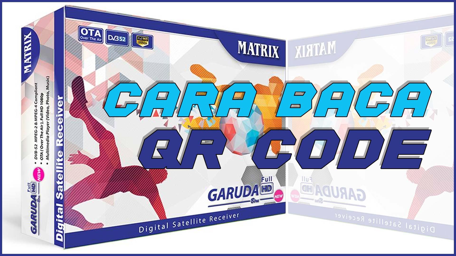 Cara Mendapatkan Kode Biss Key Di Matrix Garuda HD Biru