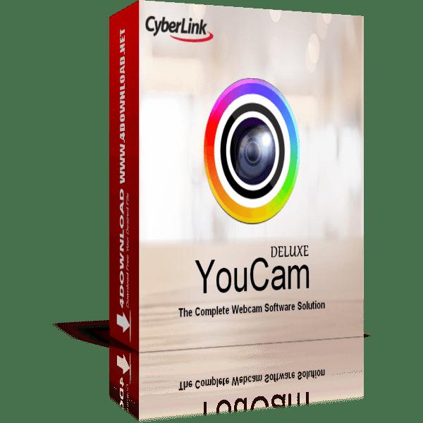 Download CyberLink - YouCam Deluxe 8 Full version