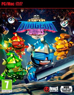 SUPER DUNGEON BROS-HI2U