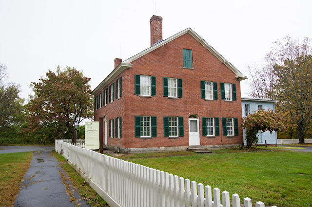 Historic Deerfield Village-Deerfield