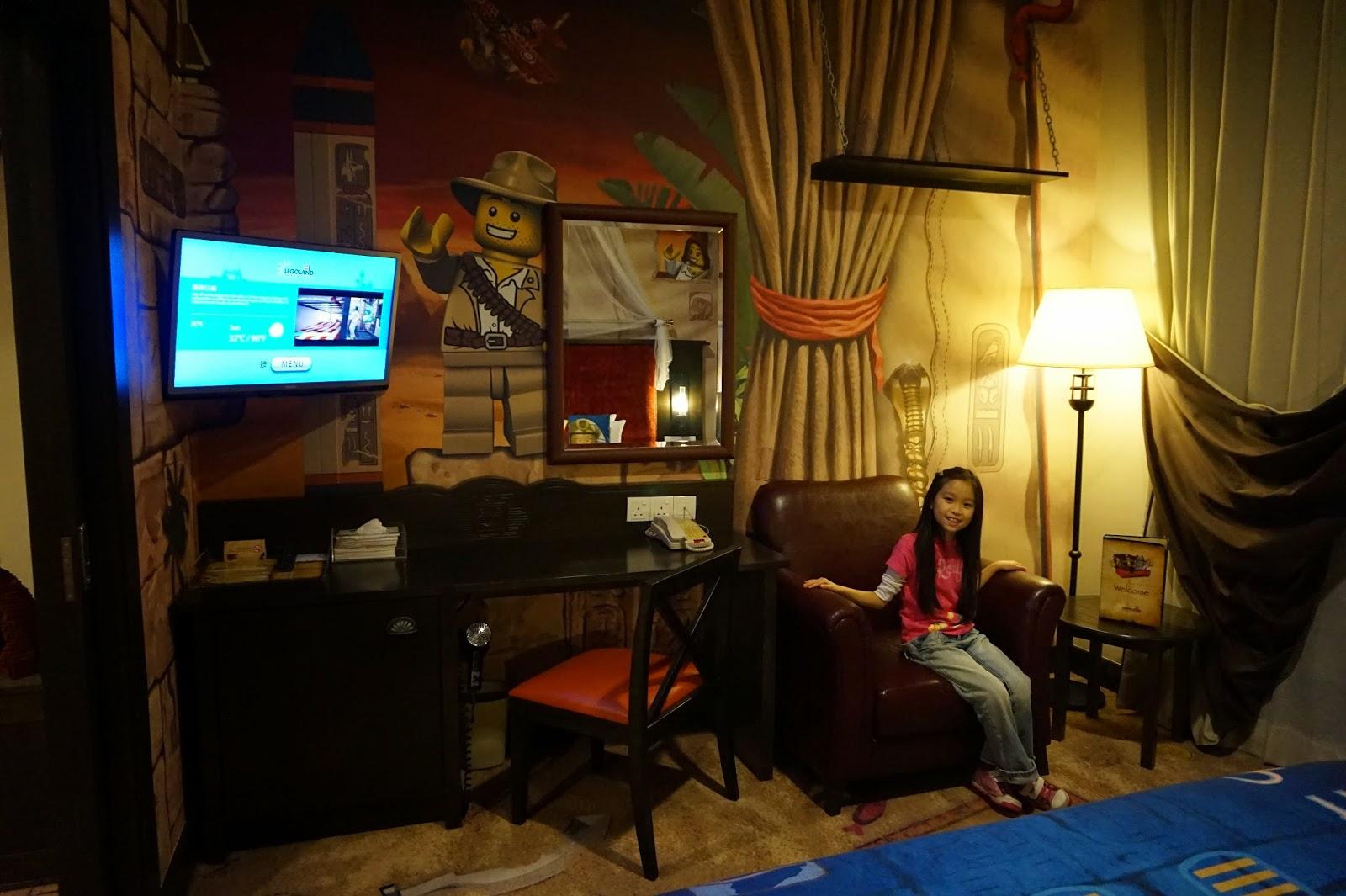 恩祈媽咪blog 全家遊馬來西亞新加坡 2015 01 29 Day 1 新山legoland Hotel
