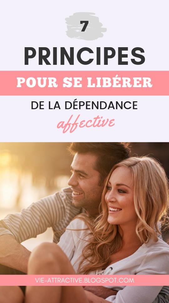 7 principes pour se libérer de la dépendance affective #couple #développementpersonnel #psychologie #vieadeux #dependanceaffective