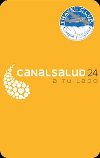 Tarjeta CanalSalud24 Travel Club