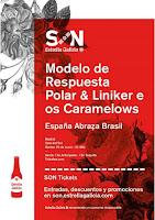 Concierto de Modelo de Respuesta Polar y Liniker e os Caramelows en Sala el Sol
