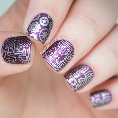 http://www.thenailasaurus.com/2014/06/circuit-board-stamping-nail-art.html