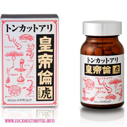 Thuốc cường dương Nhật Bản Maka Sixteen