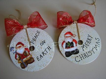 Recicora navidad for Como hacer adornos navidenos faciles
