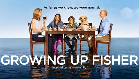 Growing-Up-Fisher-NBC-serie