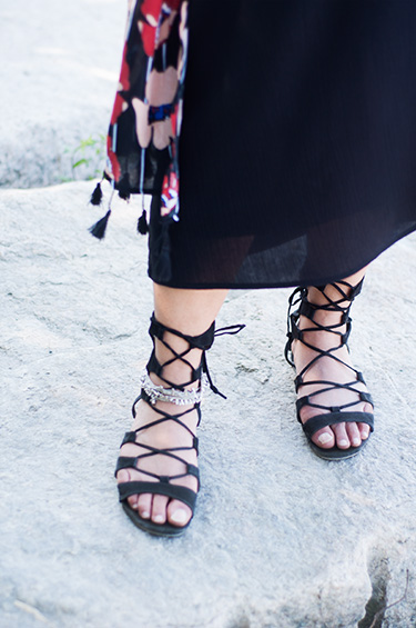 anklets, indian anklets, summer anklet style, anklets with gladiators, forever 21 schutz erlina lookalike